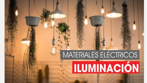 Banner Materiales electricos